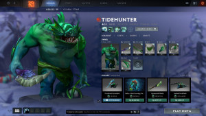 Deepweed Drowner (Tidehunter Set)