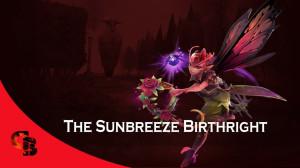 The Sunbreeze Birthright (Immortal Dark Willow)