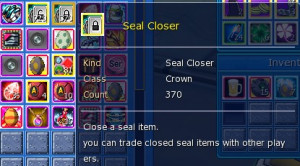 Seal Closer