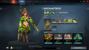 Aspects of Summer (Enchantress Set)