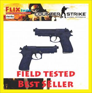 Dual Berettas | Moon in Libra (Consumer Grade Pistol)