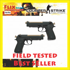 Dual Berettas | Contractor (Consumer Grade Pistol)