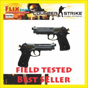 Dual Berettas   Ventilators (Mil-Spec Grade Pistol