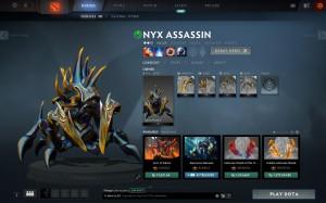 Alpha Predator (Nyx Assassin Set)