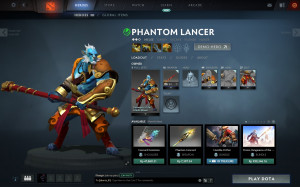 Vestments of the Infinite Waves (Phantom Lancer Set)