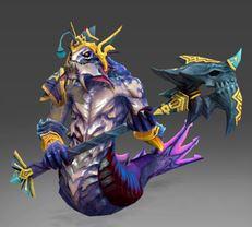 The Sea Dragon's Set (Slardar Set)