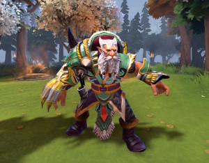 The Iron Claw (Lone Druid Set)