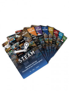 Steam Wallet Code - IDR 40.000