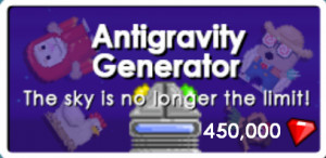 AntiGravity Generator