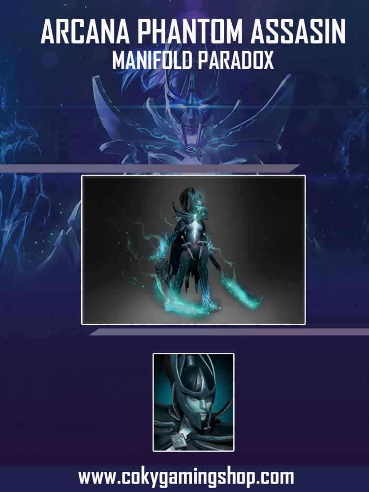 Jual Exalted Manifold Paradox (Arcana Phantom Assassin