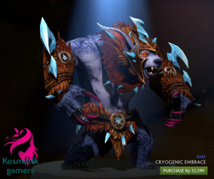 Cryogenic Embrace (Ursa Set)