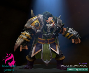 Rage of the Dark Wood (Lone Druid Set)
