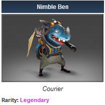 Nimble Ben (Courier)