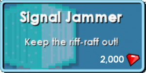 Signal Jammer