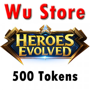 500 Tokens (All Server)