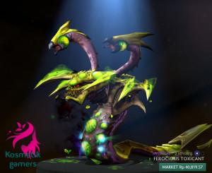 Ferocious Toxicant (Venomancer Set)