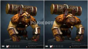 Golden Reel Guardian (Earthshaker Set)
