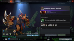 Trail of the Sanguine Spectrum (Bloodseeker TI8)