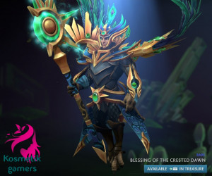 Blessing of the Crested Dawn (Skywrath Mage Set)