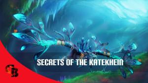 Secrets of the Katekhein (Winter Wyvern Set)
