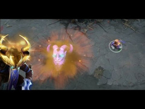 Golden Edict of Shadows (Immortal TI8 Riki)
