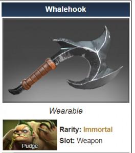 Whalehook (Immortal Pudge)