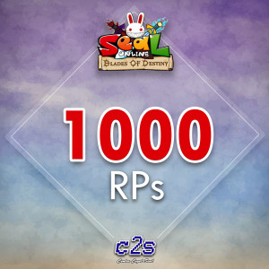 Top Up 1000 RPs