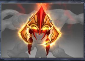 Searing Dominator (Immortal Huskar)