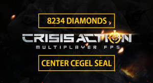 Top Up 8234 Diamonds (All Server)