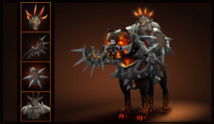 The Hounds of Chaos (Chaos Knight​ Set)