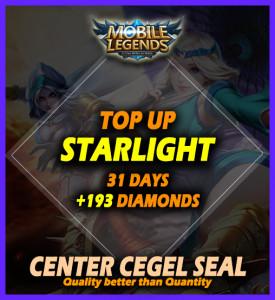 Starlight + 193 Diamonds