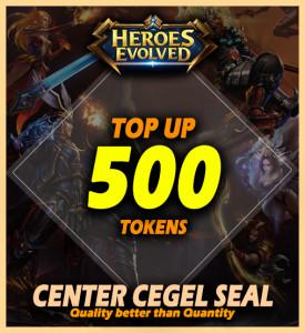 500 Tokens (All Server)