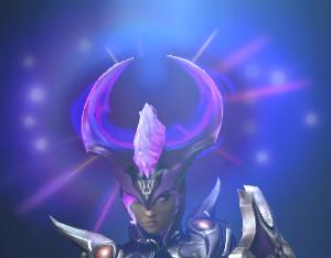 Infused Helm of the Dark Moon Stalker (Luna)
