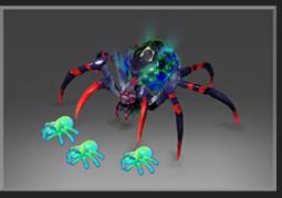 Lycosidae's Favor (Immortal TI7 Broodmother)