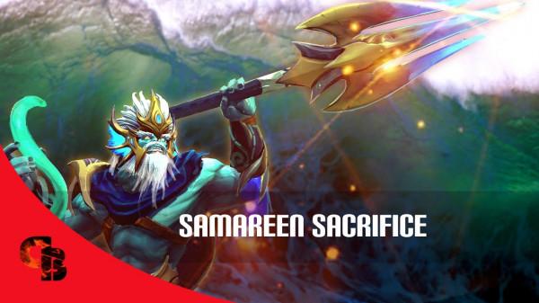 Samareen Sacrifice (Huskar Set)
