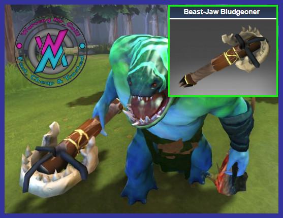 Beast-Jaw Bludgeoner (Tidehunter)