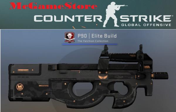 P90 | Elite Build (Mil-Spec SMG)