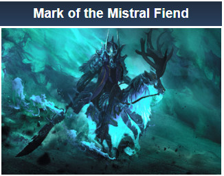 Mark of the Mistral Fiend (Abaddon Set)