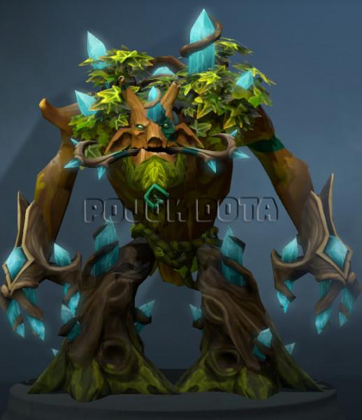 Moonshard Overgrowth (Treant Protector Set)