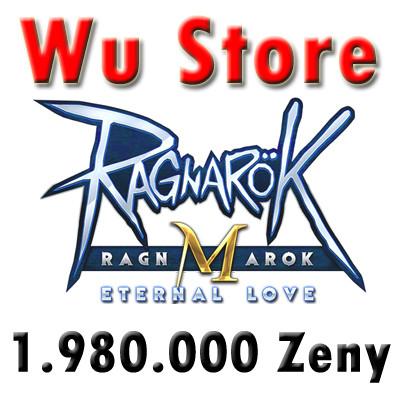 1.980.000 Zeny