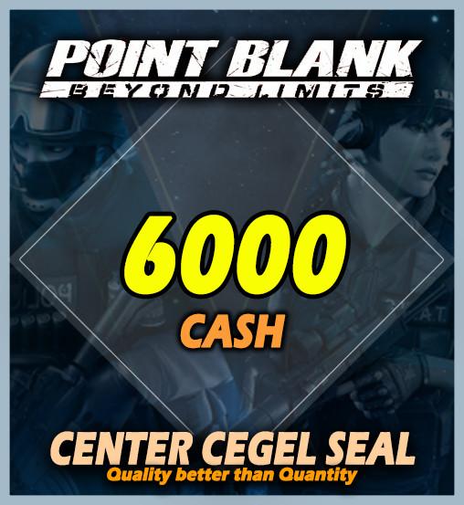 Voucher PB Cash 6000