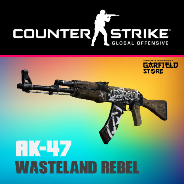 AK-47 | Wasteland Rebel