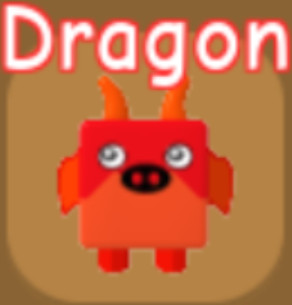 RPG World Overpowered Pet Dragon (Baca Deskripsi)