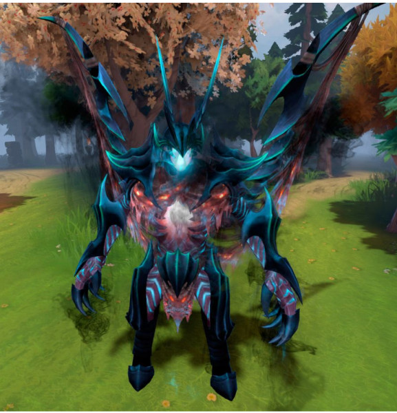 Demon Form of the Foulfell Corruptor (Terrorblade)