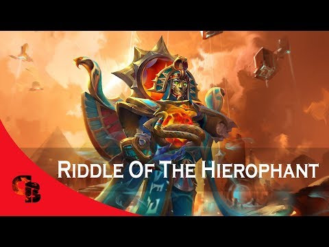 Riddle of the Hierophant (Oracle Set)