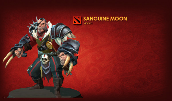 Armor of the Sanguine Moon (Lycan Set)