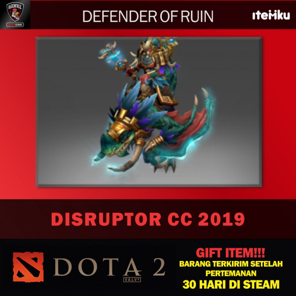 Defender of Ruin (Disruptor CC TI9)