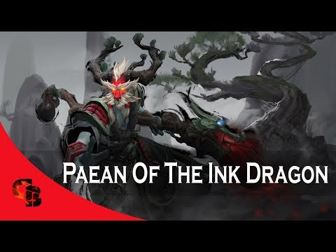 Paean of the Ink Dragon (Grimstroke Set)