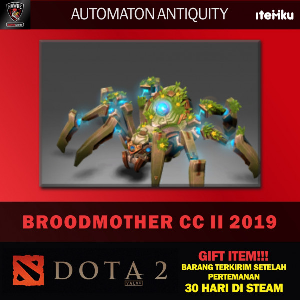 Automaton Antiquity (Broodmother CC II TI9)