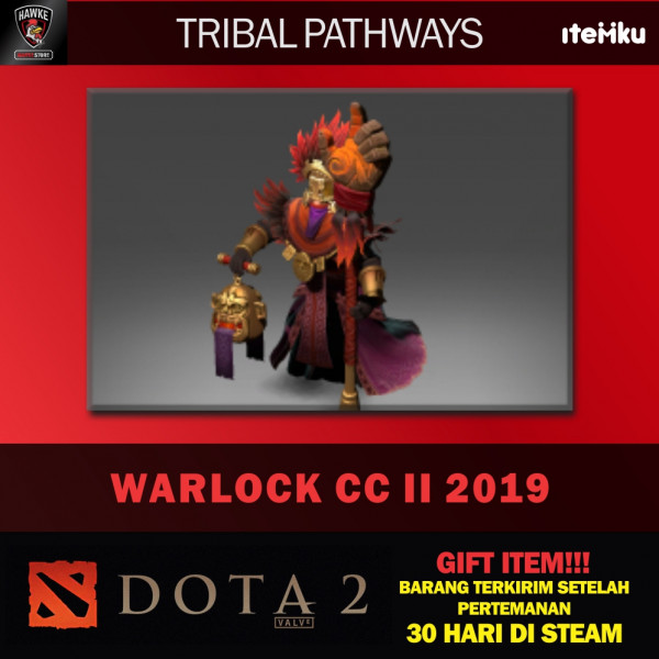 Tribal Pathways (Warlock CC II Ti9)